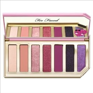 Too Faced Cosmetics Razzle Dazzle Berry Palette.